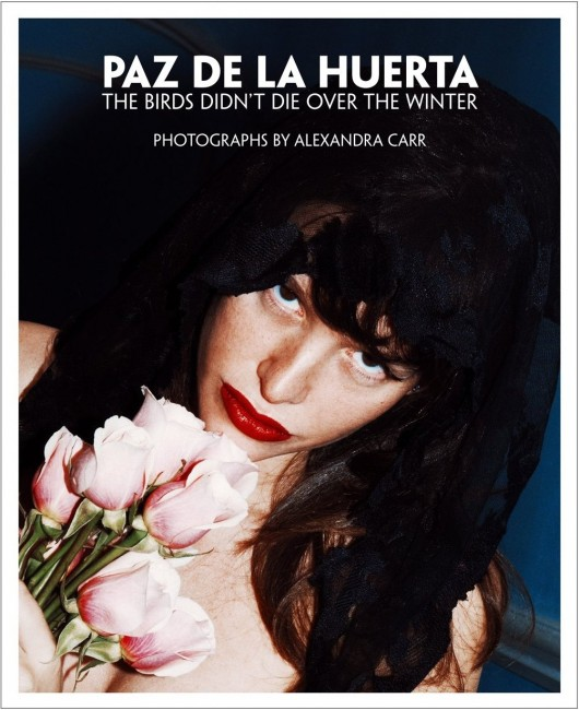 PAZ DE LA HUERTA  THE BIRDS DIDN'T DIE OVER THE WINTER