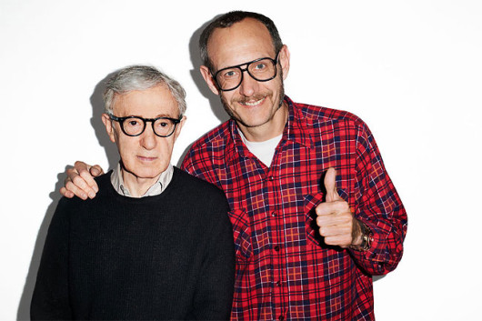 Woody Allen   Terry Richardson