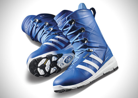 Adidas Snowboard Boot Collection