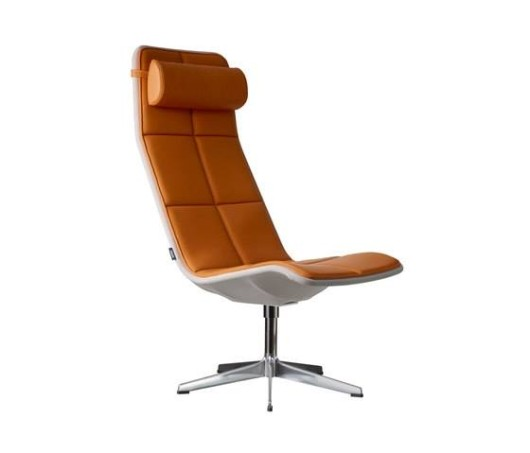 Kite swivel chair by Swedese