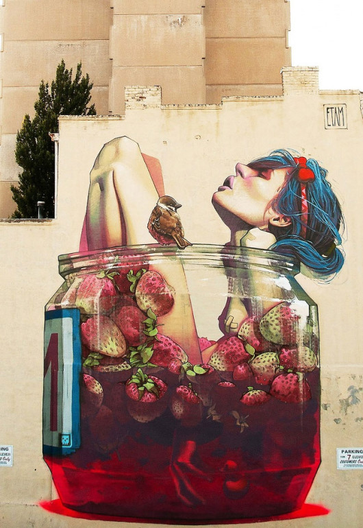 Etam Cru, Richmond, USA.