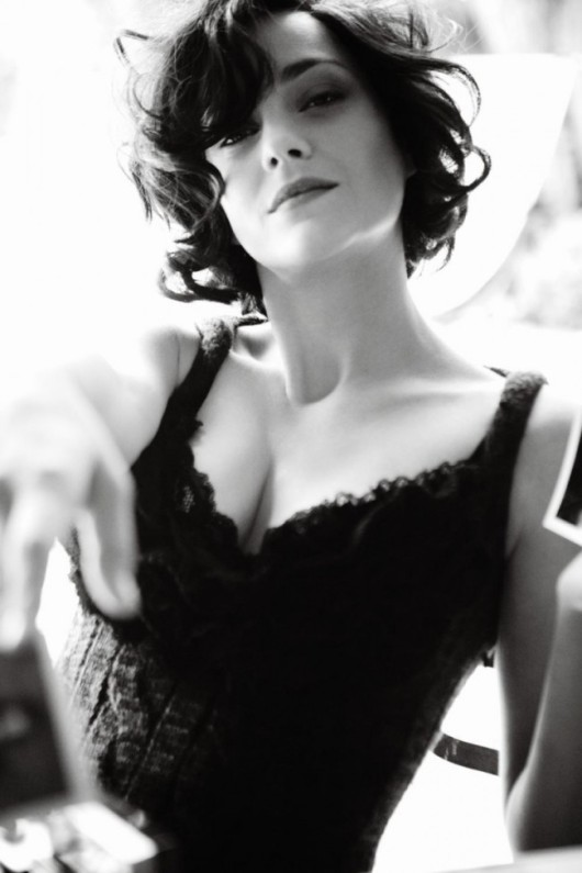 Marion Cotillard for Vogue US