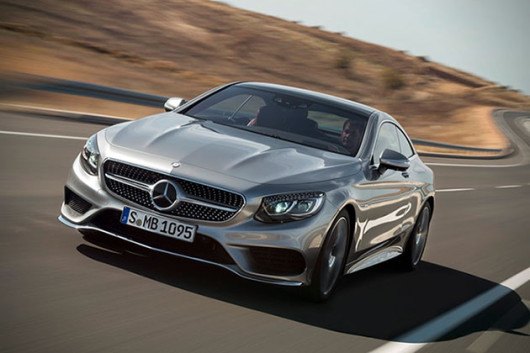 Mercedes   2015 S-Class Coupe
