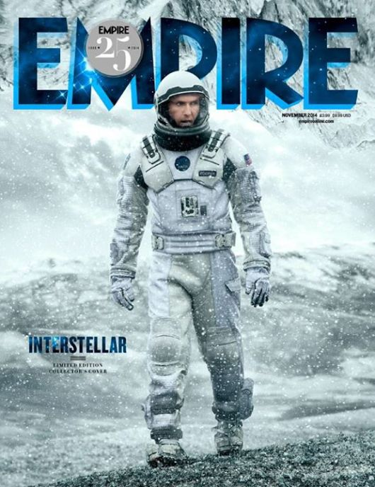 Empire Magazine - November