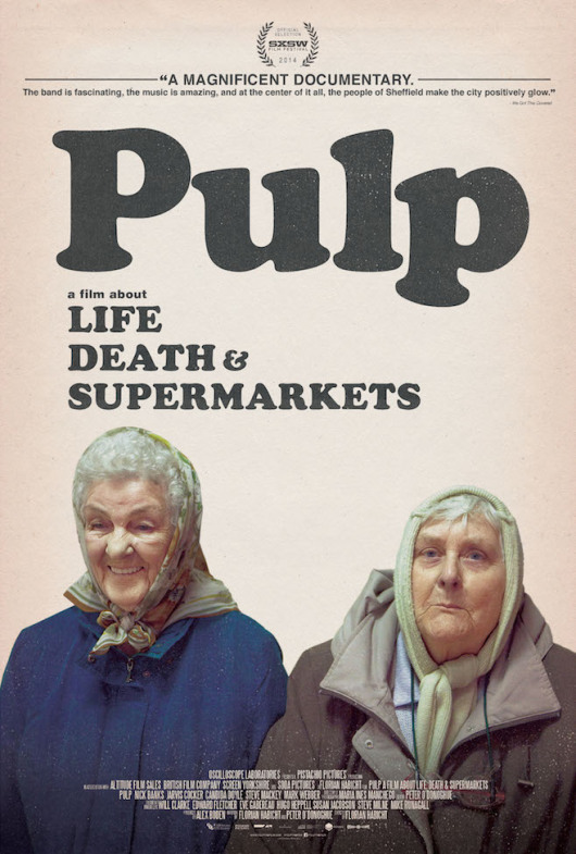 Pulp A Film About Life, Death and Supermarkets