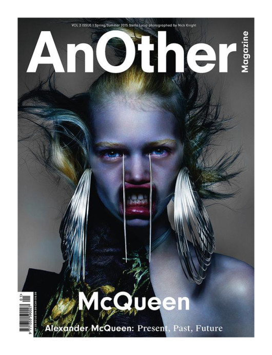 AnOther Magazine SS 2015